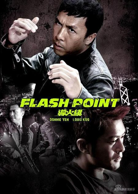 Flashpoint Dublado