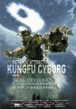 Kung Fu Cyborg metallic Attraction O Filme